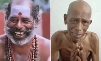 'கருப்பன் குசும்பன்' புகழ் தவசி காலமானார்: திரையுலகினர் அதிர்ச்சி