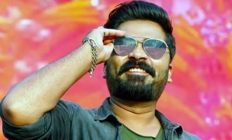 Terrific Mass title of Simbu's new movie announced!