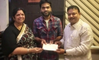 Simbu joins hands with classy director for the third time!