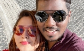 Priya Atlee posts super cute photo with her baby boy