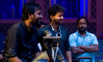 Massive official update on Vijay's Thalapathy 65!