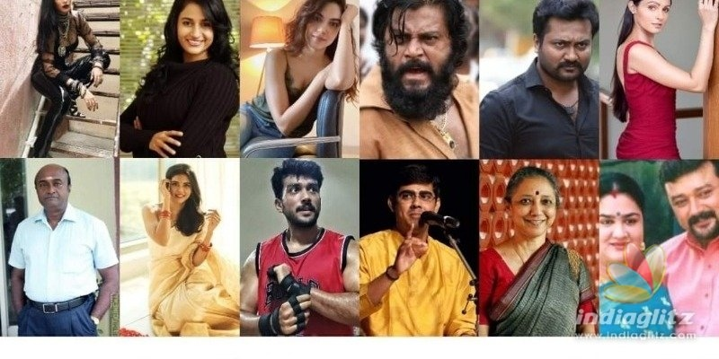 Exciting cast of Amazon prime anthology Putham Pudhu Kaalai announced!