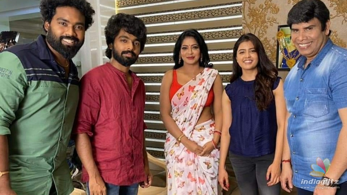 GV Prakash pairs with Bigil Star in superhit directors next!