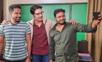 SJ Suryah wraps up filming for Sivakarthikeyan's upcoming film!