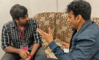 """The family Man"" star Manoj Bajpayee heaps praise on Vijay Sethupathi"