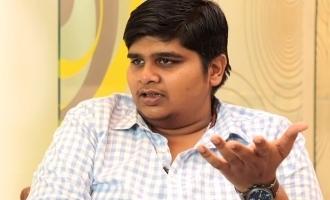 Karthik Subbaraj praises Suriya's NGK!