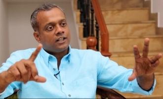 Gautham Menon's awesome message to Lokesh Kanagaraj