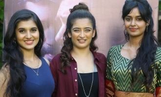 'Finger Tip' Movie Press Meet