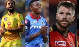 List of foreign players leaving IPL 2019 before playoffs David Warner Johnny Bairstow