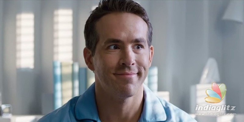 Ryan Reynolds Free Guy intriguing trailer is here