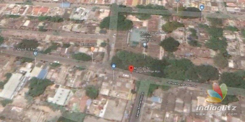 Blast in Kancheepuram temple premises