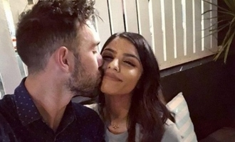 Glenn Maxwell's intimate pics with Indian girlfriend  go viral