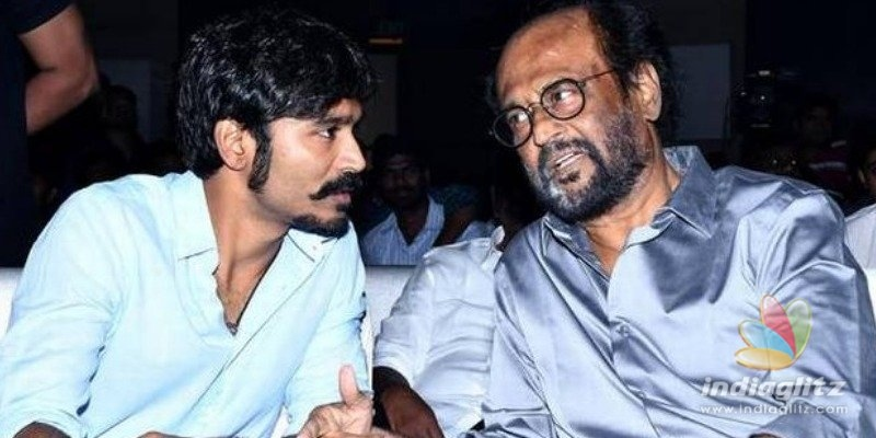 Rajini and Dhanush to share screens in next movie?