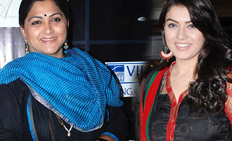 Hansika Disagrees With Khushboo