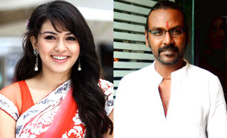 Hanshika joins Sundar.C crew for the fourth time