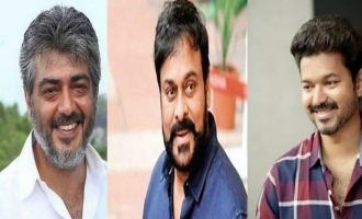 Unbelievable! Chiranjeevi's magic touch in both Ajith and Vijay careers