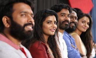 'Vada Chennai' Movie Press Meet