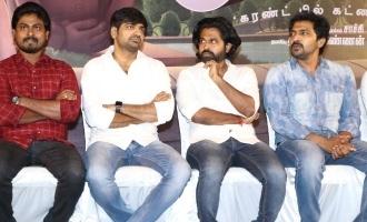 'Sixer' Movie Press Meet