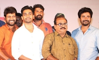 'Nenjamundu Nermaiyundu Odu Raja' Movie Audio Launch