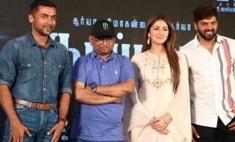 'Kaappaan' Movie Press Meet