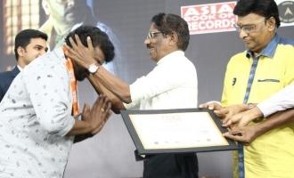 'Oththa Serupu Size 7' Movie Press Meet