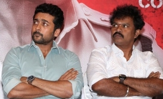 Director Hari's mother passes away - Suriya condoles in person