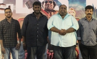 'Gurkha' Success Meet