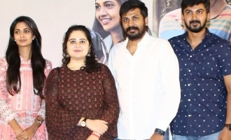 'Thumbaa' Movie Press Meet