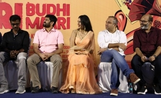 'Bodhai Yeri Budhi Maari' Movie Press Meet