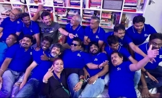 Directors celebrate Shankar's silver jubilee in films!
