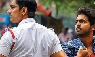 Siddharth - GV Prakash's Sivappu manjal pachai locks release!