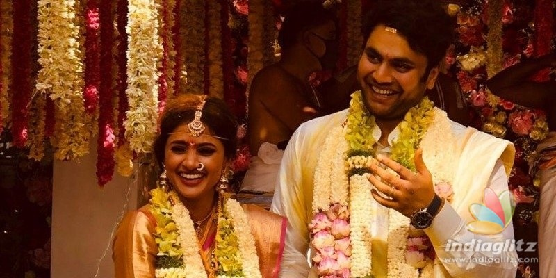 Acclaimed Tamil director gets married to Tollywood heroine!