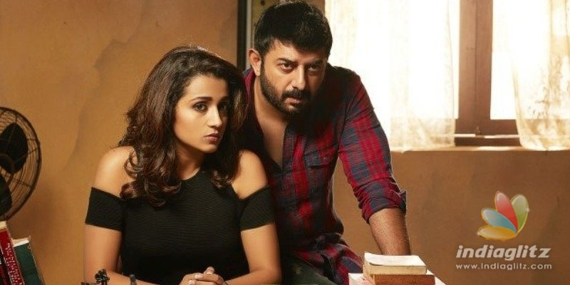 Trishas most expected delayed movie to have OTT release?