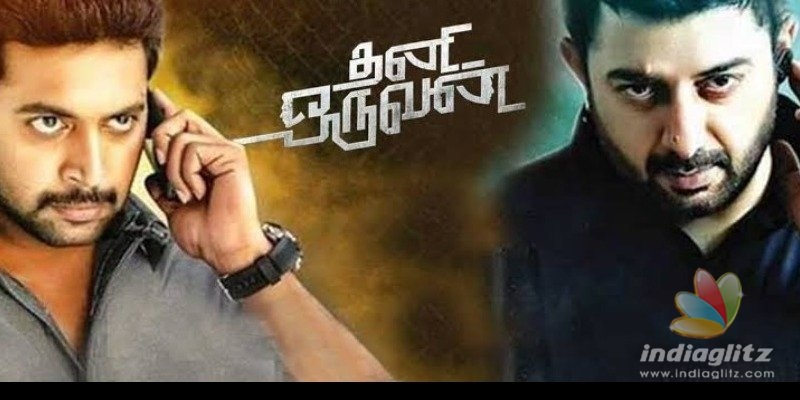 Mohan Rajas exciting update on Thani oruvan 2!
