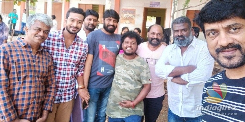 Vishnu Vishals director returns after 10 years with famous Vadivelu character as title!