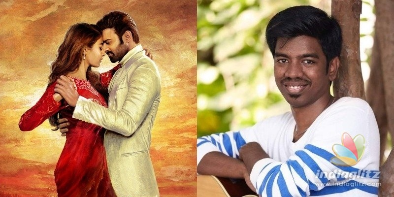 Young talented music director joins Prabhas pan Indian movie!
