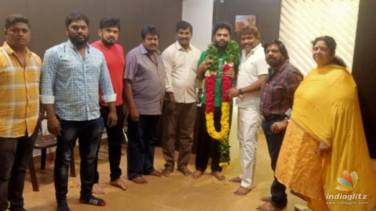 Simbu signs an interesting project for producers welfare!