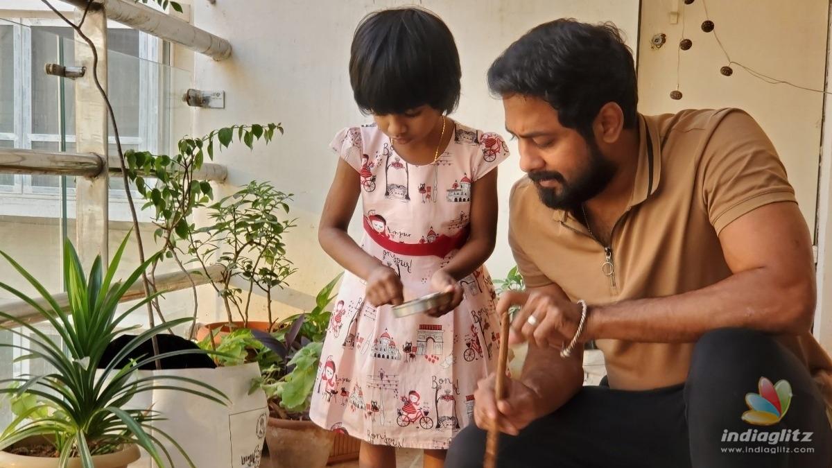 Bigg Boss 4 winner Aaris adorable photo with daughter turns viral!