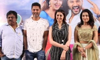 'Charlie Chaplin 2' Movie Press Meet