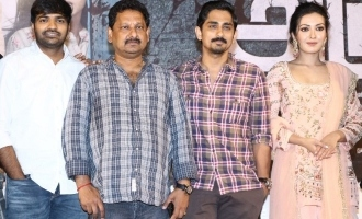 'Aruvam' Movie Press Meet