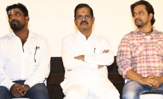 'Kurukshethram' Movie Press Meet