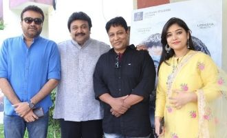 'Utharavu Maharaja' Press Meet
