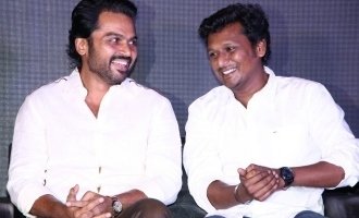 'Kaithi' Movie Press Meet