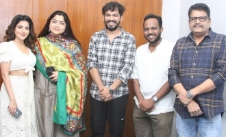 'Naan Sirithal' Movie Success Meet