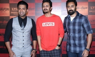 'Mafia' Movie Press Meet