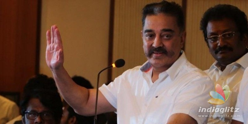 Will Kamal Haasan be arrested?