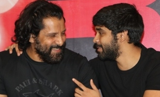 'Adithya Varma' Movie Success Meet