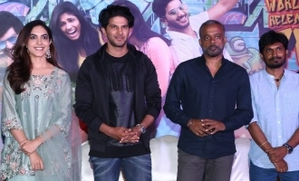 'Kannum Kannum Kollaiadithal' Movie Press Meet