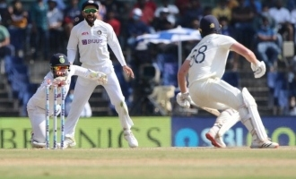 magic continues india get against england test cricket match