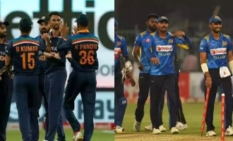 India vs Sri Lanka: Eight Indian players ruled out of entire T20I series